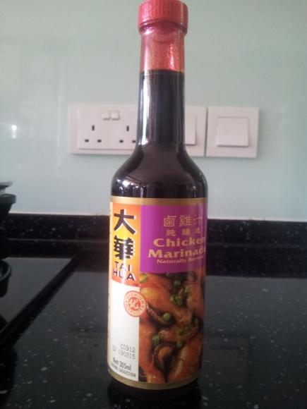 Tai Hua chicken marinate (大华鲁鸡汁)