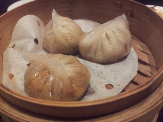 teochew dumplings (潮州粉果)