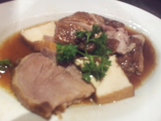 teochew braised duck - S$14