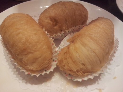 crispy buns