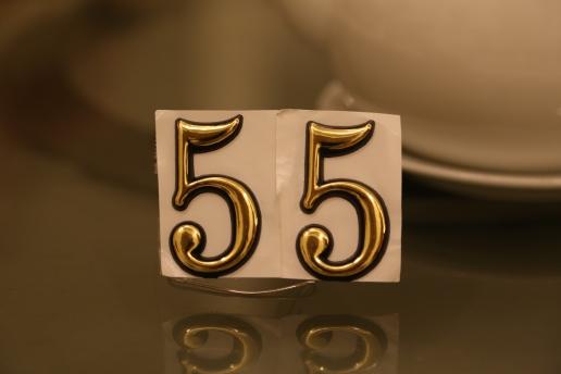 the significance of 55