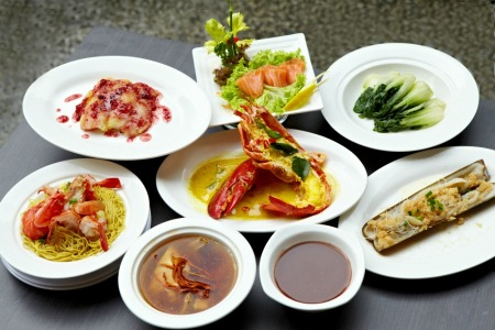 Chao Yue Xuan (潮悦轩) S$35nett 7-course set