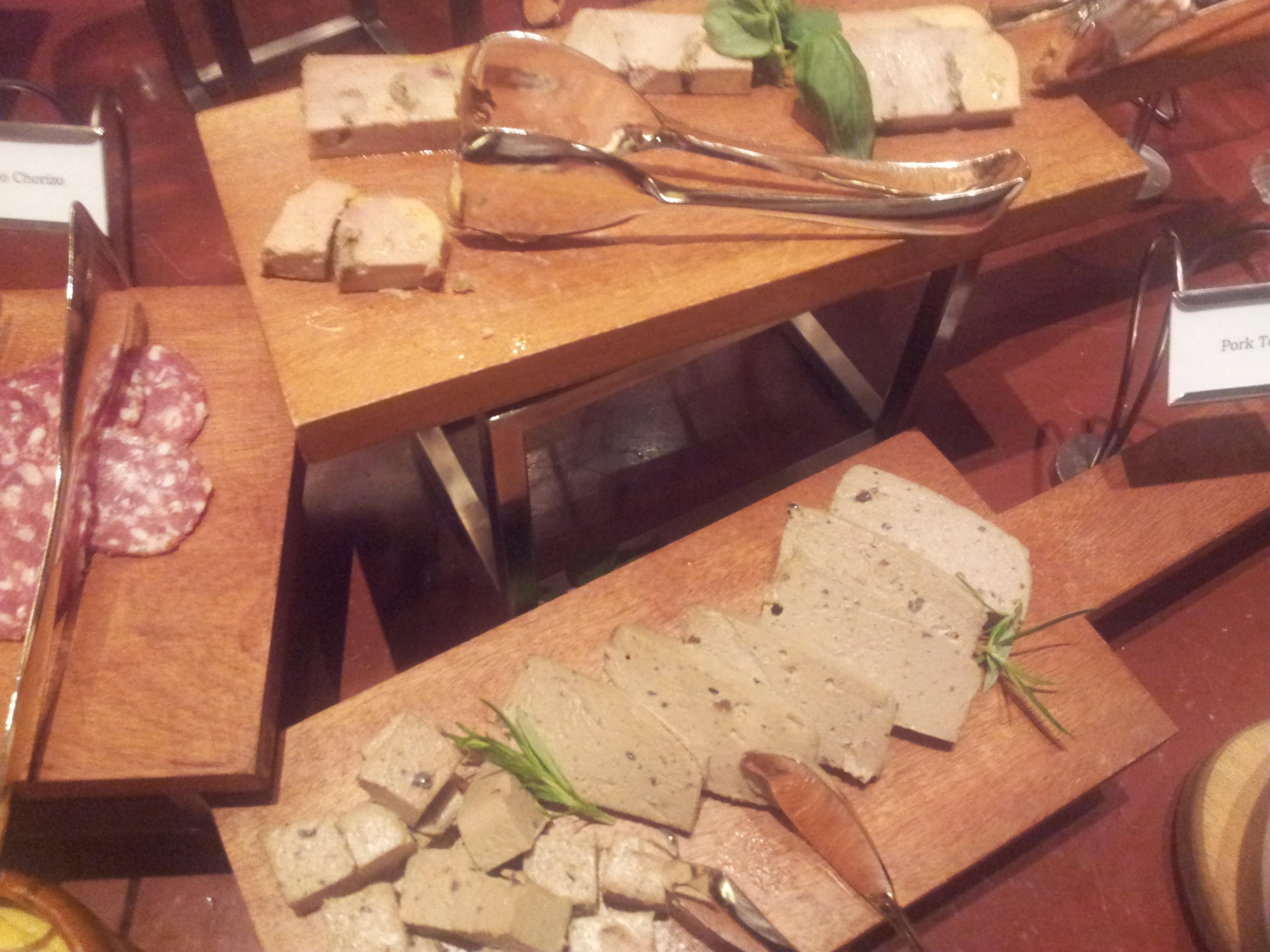 how to cook foie gras pate