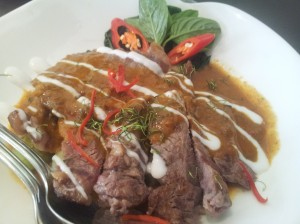 curry NZ sirloin