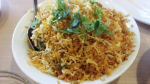 chicken biryani - S$11.90