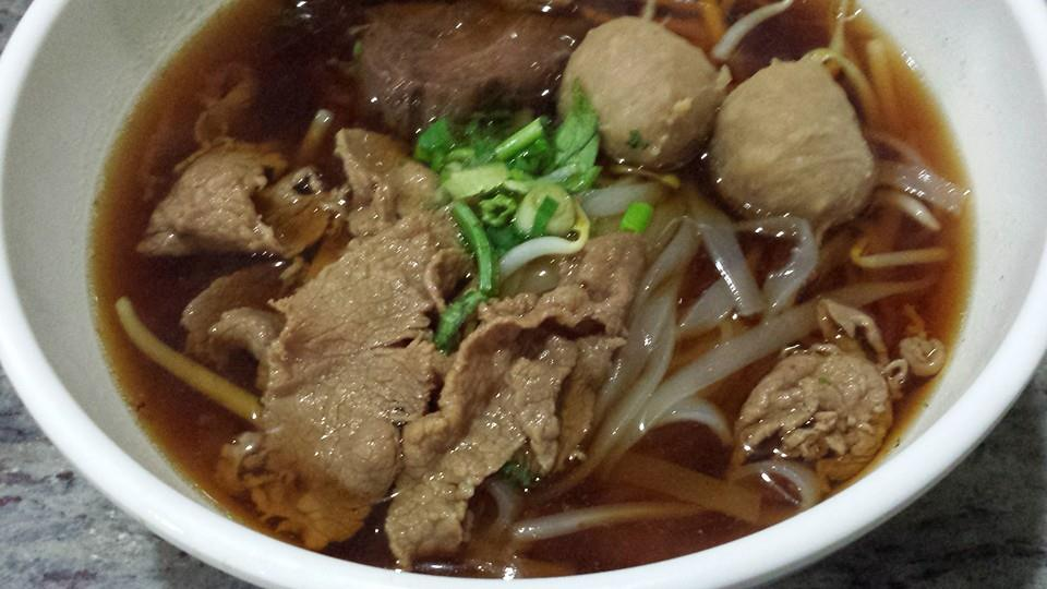 Beef Noodles @ Thai Noodle House on 6Oct2013 | c.h.e.f