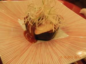 fish with miso