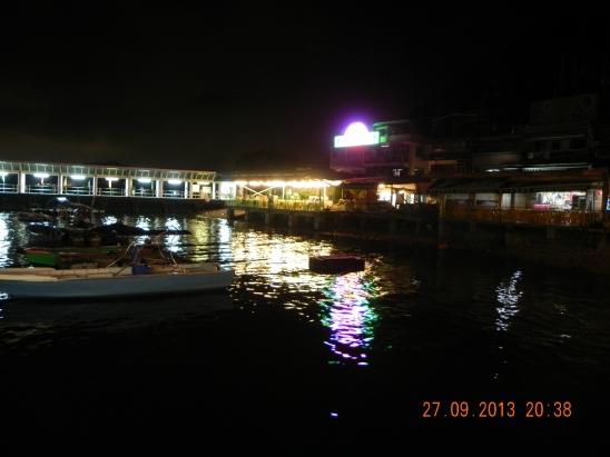 rainbow seafood restaurant @南丫岛 lamma island hong kong