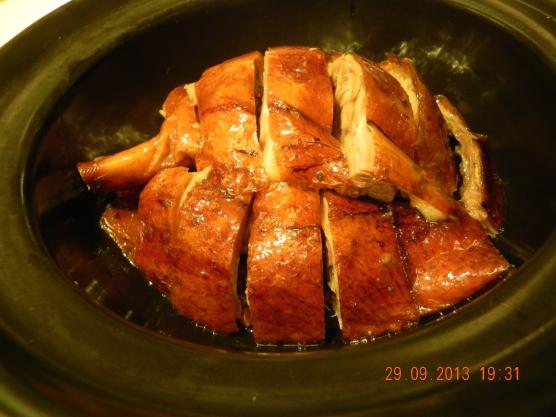 1/2 roast goose HK$230
