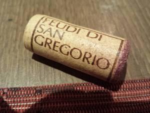 vini rosso feudi di san gregorio