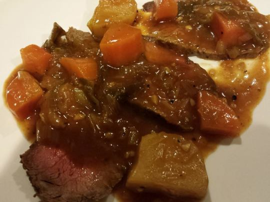 chuck pot roast