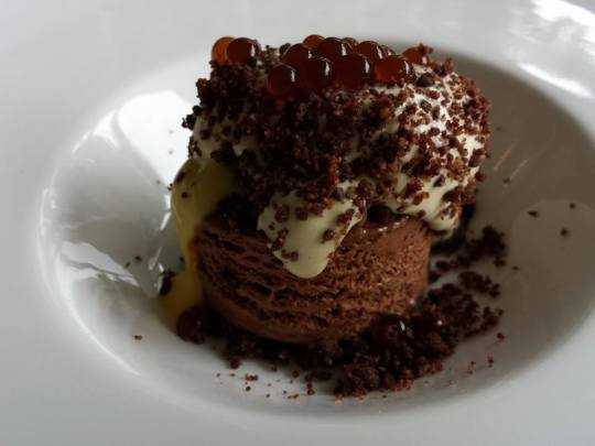 frozen expresso bombe
