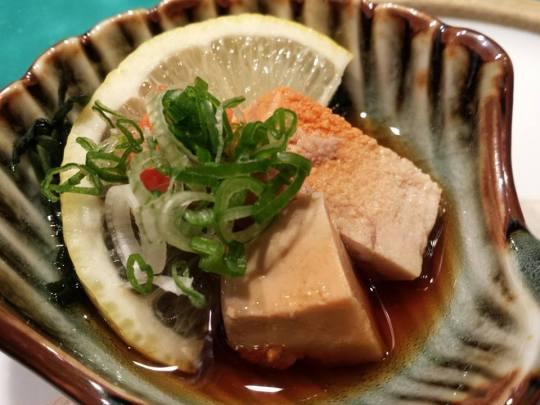angler fish liver