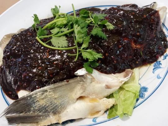 special sauce song fish head (松鱼头)