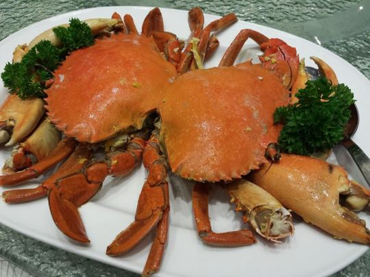 teochew cold crab