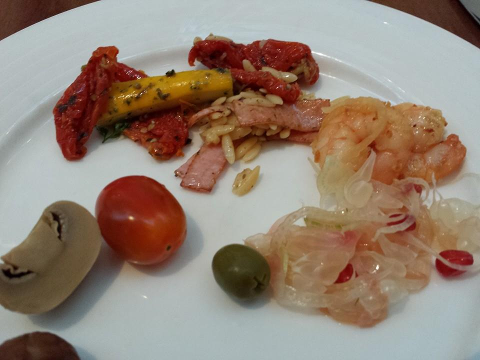 Very Average Buffet (Citibank 1 for 1) @ Olive Tree on ...