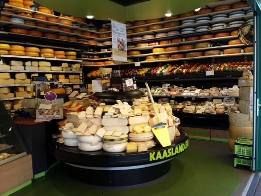 cheese - really excellent cheese here