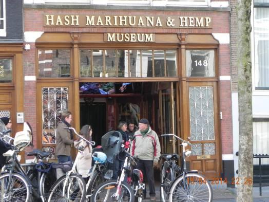 hashish & marijuana meseum