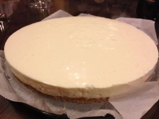 tofu cheese cake