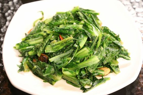 fermented bean curd raomaine lettuce 腐乳油麦菜