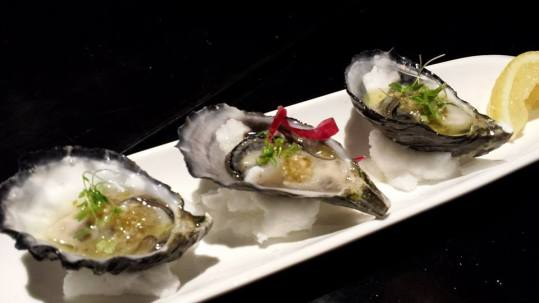 oysters - S$28