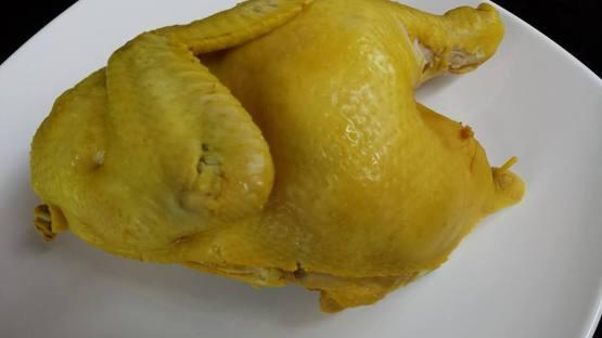 chicken rice chicken 白斩鸡