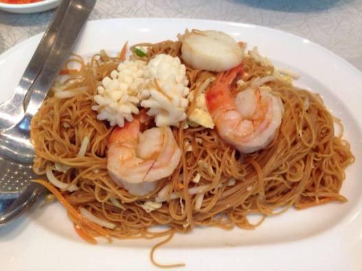 seafood mee sua - S$18