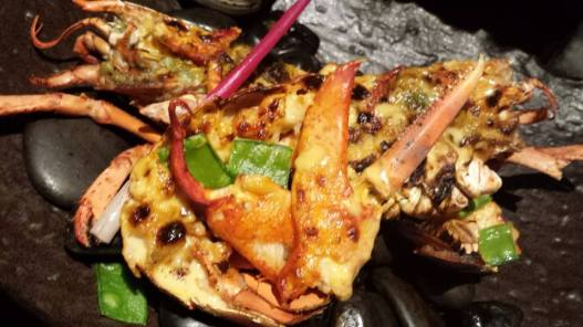 lobster uniyaki - S$48
