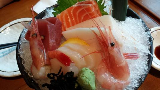 sashimi moriwasse for 2 = S$29.80