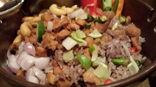 thai olive rice