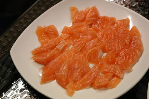 #1 cured salmon