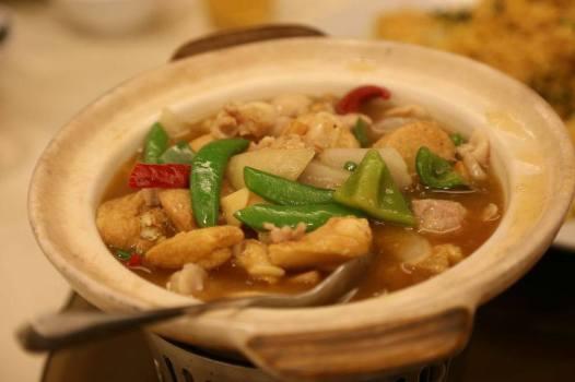 #5 claypot tofu