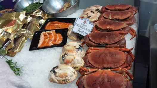 dorset crab