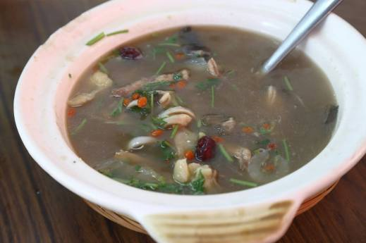 S$50 turtle soup (medium)