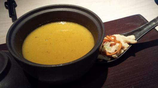 #2 truffle chicken soup