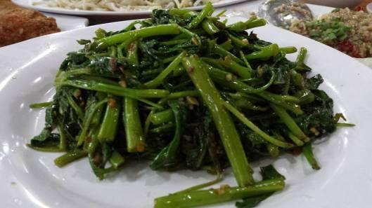 sambal kan kong (马来风光)