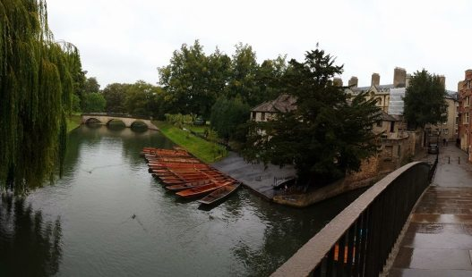 view from garett hostel bridge