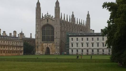 king's college (view from the backs)