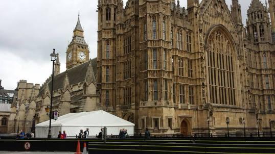 big ben @ house of parliament aka palace of westminster