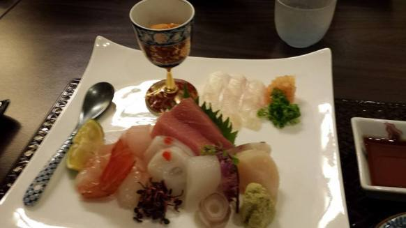 #2 sashimi moriawase