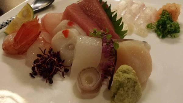 #3 sashimi moriawase