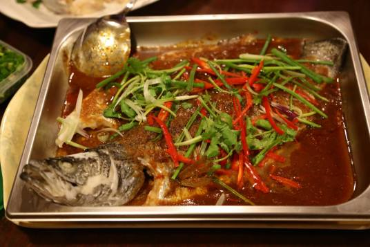 #10 sambal seabass