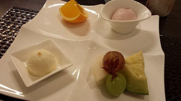 #10 dessert tray