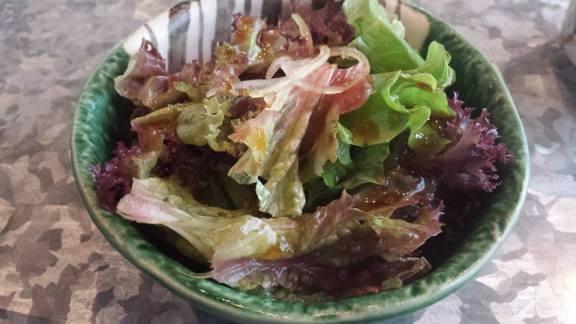 ponzu salad
