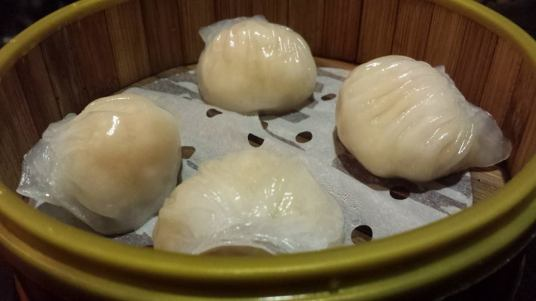 har gao(虾饺)