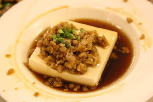 #16 chai poh with steamed bean curd
