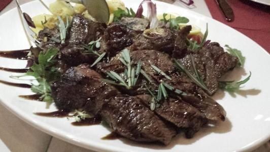 florentine steak - S$88