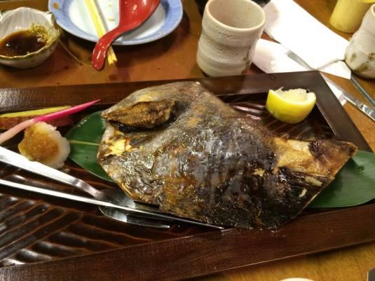 yellowfin tuna cheek - S$28.80