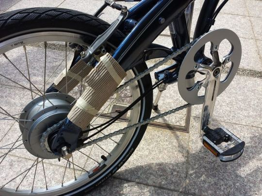 internal hub & nuVinci cvt (continuous variable transmission) = seamless gear change