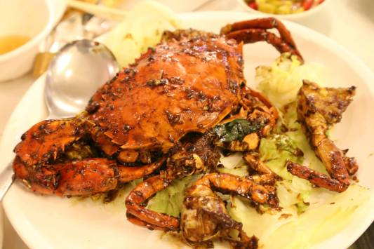 #18 pepper crab